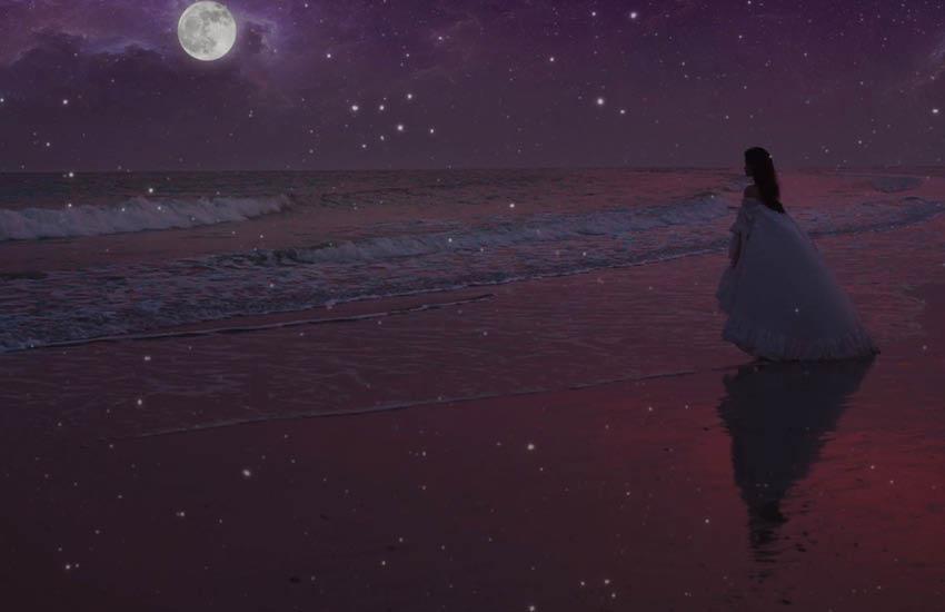 ดาว เพลงในตำนานที่ถูกตีความอีกครั้งโดย แอลลี่ สาวน้อยมหัศจรรย์ที่กำลังสวยงามและส่องสว่างเหมือนดวงดาว