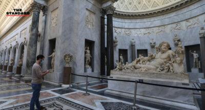 พิพิธภัณฑ์วาติกัน เปิดประตูรับนักท่องเที่ยวอีกครั้ง