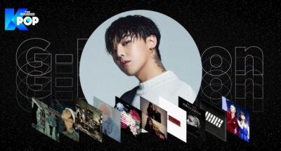 10 ผลงานเพลง G-Dragon