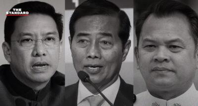 3 รัฐมนตรีพ้นตำแหน่ง