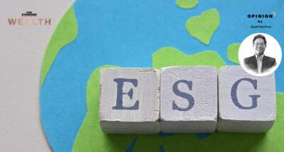 ESG ปัจจัยสุดฮิตของนักลงทุนรุ่นใหม่