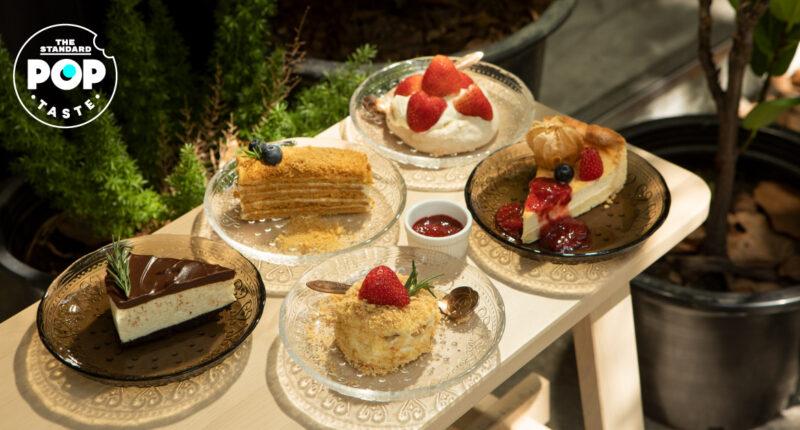 เที่ยวรัสเซียไปกับเค้กจากร้าน Belka คาเฟ่รัสเซียย่านสุรศักดิ์