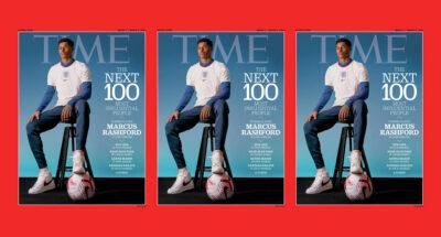 'Time' ยกย่อง มาร์คัส แรชฟอร์ด ติดทำเนียบ 100 บุคคลผู้ทรงอิทธิพลของโลกจากการต่อสู้เพื่อผู้ยากไร้