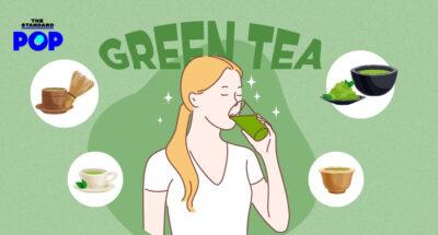 ช่วงเวลาที่ดีที่สุดในการดื่มชาเขียวให้ได้ประโยชน์ต่อร่างกาย