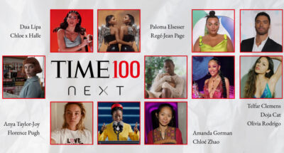 Time 100 Next