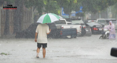 ไทยตอนบนเตรียมรับฝน อุณหภูมิลดลงอีก 1-3 องศา ส่วน กทม. มีฝนร้อยละ 20 ของพื้นที่