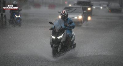 กรมอุตุ เตือนประชาชนทั่วไทยรับมือฝนตกหนัก