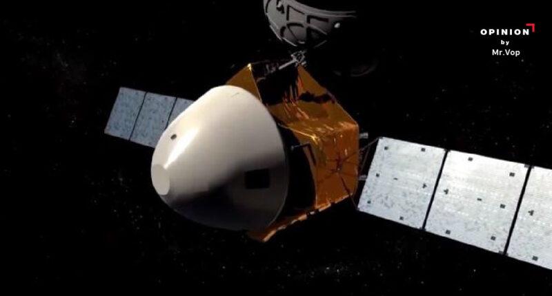 ยานเทียนเวิ่น-1 (天问一号) เข้าสู่วงโคจรดาวอังคารสำเร็จ เปิดทางสร้างประวัติศาสตร์ใหม่ให้แวดวงอวกาศจีน