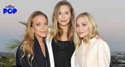 Elizabeth Olsen ยอมรับว่ารู้สึกกังวลกับชีวิตนักแสดงช่วงแรกเมื่ออยู่ภายใต้เงาความโด่งดังของพี่สาว Mary-Kate และ Ashley Olsen