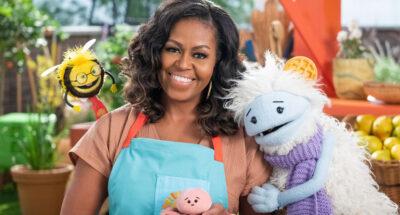 Michelle Obama จับมือ Netflix ผลิตรายการทำอาหารสำหรับเด็กชื่อว่า Waffles + Mochi