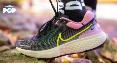 รีวิว Nike ZoomX Invincible รองเท้าวิ่งสุดนุ่มล่าสุดจาก Nike