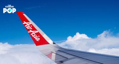 เช็กกันหน่อยก่อนเดินทาง! Thai Air Asia ยกเลิก 8 เส้นทางในประเทศ ระหว่างวันที่ 15-21 ก.พ. 2564