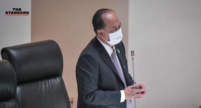 อนุพงษ์ ยันมหาดไทยมีความจริงใจ แก้ปัญหาภัยแล้งเพื่อประชาชน ไม่มีเจตนาทุจริต