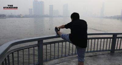 สถาบันโรคทรวงอกเตือนภัยจาก PM2.5 กระทบสุขภาพทั้งระยะสั้นและระยะยาว เสี่ยงโรคเรื้อรังหากไม่ป้องกันตัวเอง