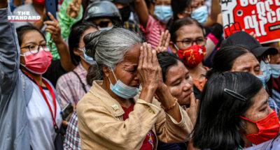 สิงคโปร์-อินโดนีเซียแนะ ให้อาเซียนมีบทบาทนำในวิกฤตรัฐประหารเมียนมา เร่งเปิดพื้นที่พูดคุย