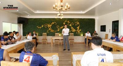 ธนาธร ติวเข้มผู้สมัครทีมเทศบาลนครโคราช ชู '4 แก้ 4 ก้าว' พลิกโฉมสร้างโคราช สมาร์ทซิตี้