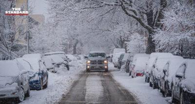สหรัฐฯ หนาวจัด ไฟดับหลายพื้นที่ กระทบชาวอเมริกันหลายล้านคน