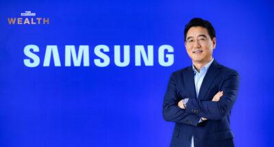 Samsung ประเทศไทย ตั้ง 'แฮร์รี ลี' ขึ้นเป็นประธานบริษัท ไทยซัมซุง อิเลคโทรนิคส์
