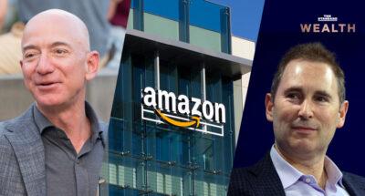 'เจฟฟ์ เบโซส์' ประกาศอำลาตำแหน่งซีอีโอ Amazon ย้ายนั่งบอร์ดบริหาร เปิดทาง แอนดี้ แจสซี ขึ้นแทนใน Q3 ปีนี้