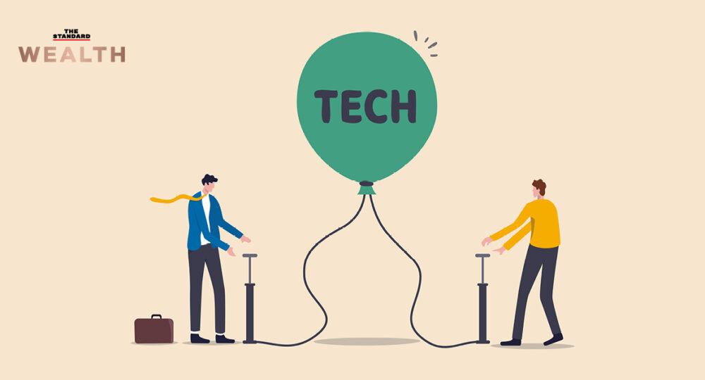 จับตา! 'หุ้นเทคโนโลยี' ร่วงหนัก หลังเงินทุนเริ่มไหลออกต่อเนื่อง กูรูมองราคาผ่านจุดสูงสุดไปแล้ว