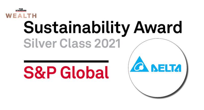 DELTA คว้ารางวัล Silver Class จาก S&P Global เป็นปีที่ 2 สะท้อนความยั่งยืน