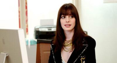 Anne Hathaway เผยว่าเธอเป็นตัวเลือกอันดับที่ 9 ให้มาแสดงเรื่อง The Devil Wears Prada