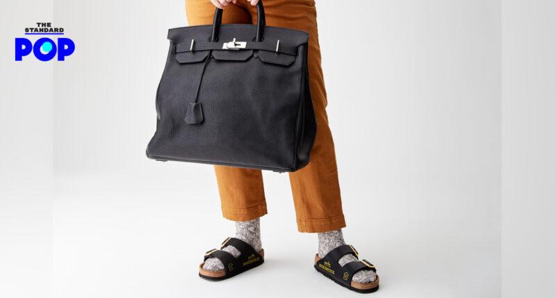 จะกล้าใส่กันไหม? 'Birkinstock' รองเท้าทรง Birkenstock ที่ทำมาจากหนังกระเป๋า Hermes Birkin ราคาคู่ละ 1-2 ล้านบาท