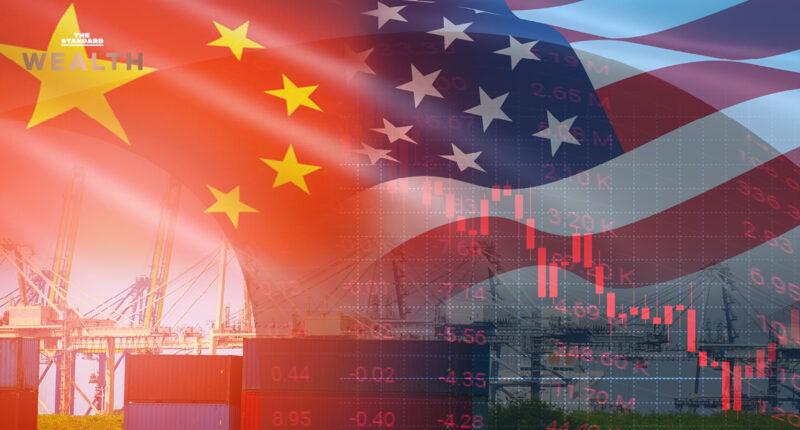 เศรษฐกิจ 'จีน' โตไล่บี้ 'สหรัฐฯ' อานิสงส์โควิด-19 คาดเบียดขึ้นแซงภายในปี 2028