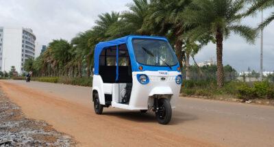 Amazon ผนึกบริษัทผู้ผลิตรถไฟฟ้าในอินเดีย ดัน 'สามล้อไฟฟ้า' ออกวิ่งส่งของในประเทศ