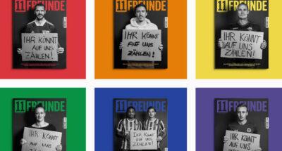 วงการฟุตบอลเยอรมนีแสดงพลังสนับสนุนผู้เล่น LGBTQ ประกาศชัดพร้อมยืนเคียงข้างเสมอ