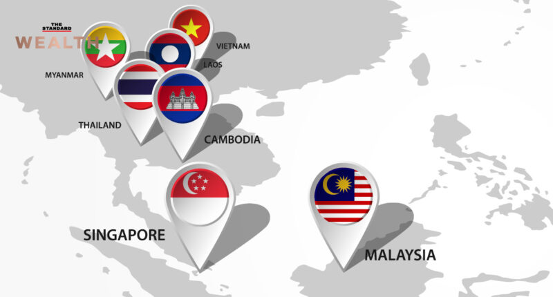 กสิกรไทย-SCB มองเพื่อนบ้าน CLMV ฟื้นตัวไม่เท่ากัน ชี้การค้าชายแดนต้องเชื่อมสิงคโปร์-จีน-เวียดนาม