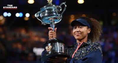 นาโอมิ โอซากะ คว้าแชมป์หญิงเดี่ยวออสเตรเลียน โอเพ่นสมัยที่ 2 หลังหวดชนะ เจนนิเฟอร์ เบรดี 2 เซ็ตรวด