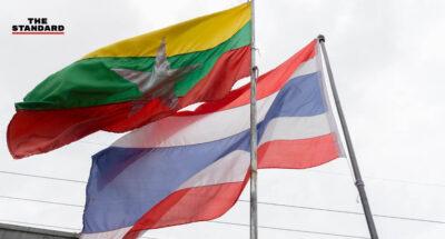 โฆษก กต. เผย ไทยย้ำจุดยืนสนับสนุนสันติภาพและเสถียรภาพในเมียนมา ในระหว่าง รมว. ต่างประเทศของเมียนมาเยือนไทย