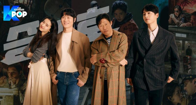 สัมภาษณ์ซงจุงกิ คิมแทรี ชินซอนกยู ยูแฮจิน จาก Space Sweepers รุ่งอรุณของหนังไซไฟอวกาศเกาหลี