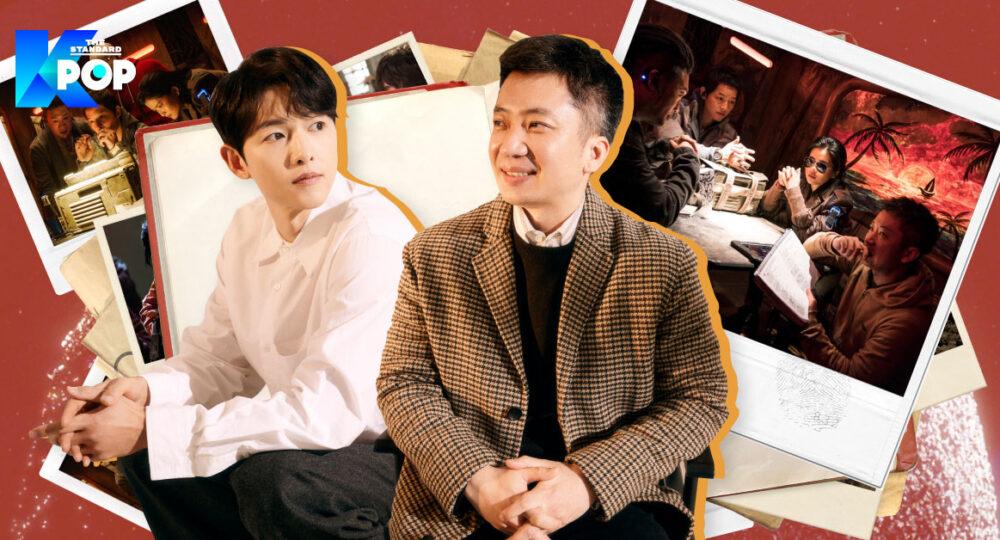 ซงจุงกิ และความสัมพันธ์กว่า 10 ปี กับผู้กำกับโจซองฮีใน Space Sweepers