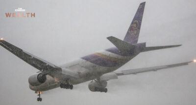วิกฤตโควิด-19 เป็นเหตุ ปี 2563 'การบินไทย' รายได้ลดลง 73.8% ขาดทุนสุทธิ 141,180 ล้านบาท
