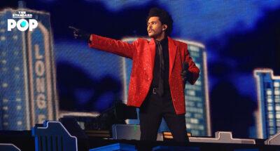 แจ็กเก็ตสีแดง Givenchy ที่ The Weeknd ใส่บนเวที Super Bowl ใช้เวลาทำนานถึง 250 ชั่วโมง