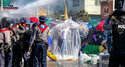 UN ออกแถลงการณ์ แสดงความ 'กังวลอย่างยิ่ง' กรณีทางการเมียนมาใช้ความรุนแรงกับกลุ่มผู้ประท้วงต้านรัฐประหาร