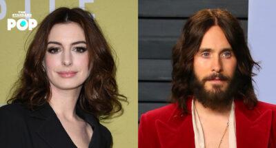 Anne Hathaway และ Jared Leto จะแสดงในซีรีส์ WeCrashed ของ Apple