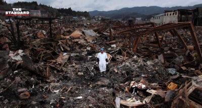 ญี่ปุ่นจัดงานรำลึกผู้เสียชีวิต ครบรอบ 10 ปี เหตุแผ่นดินไหวและคลื่นสึนามิในโทโฮกุ