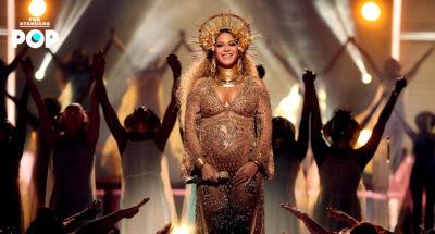 รวบรวมภาพสุดไอคอนิกของ Beyoncé ที่งาน Grammy Awards