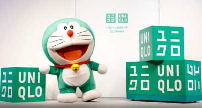 Uniqlo เปิดตัว 'โดราเอมอนสีเขียว' ในฐานะแบรนด์แอมบาสเดอร์ด้านความยั่งยืนคนใหม่