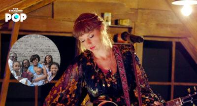 Taylor Swift มอบเงิน 1.5 ล้านบาท