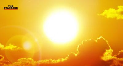 เช็กอุณหภูมิประเทศไทย 10 จังหวัดร้อนที่สุด