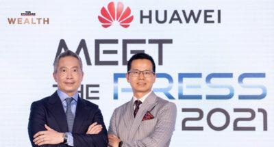 Huawei ประเทศไทย แต่งตั้งผู้บริหารไทยคนใหม่นั่งแท่น 'กรรมการผู้จัดการ' ประกาศเดินหน้าขยายโครงข่าย 5G ต่อเนื่อง