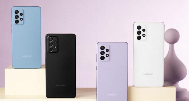 Samsung เดินเครื่องต่อเนื่อง ส่ง Galaxy A32, A52 5G และ A72 เขย่าศึกสมาร์ทโฟนเซกเมนต์กลาง