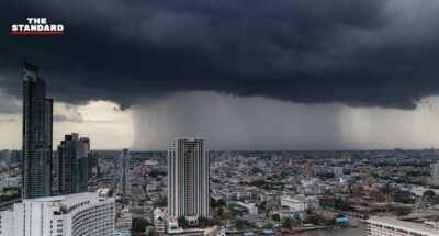 กรมอุตุฯ ออกประกาศเตือนพายุฤดูร้อนจะมีผลกระทบต่อไทย 21-22 มีนาคมนี้