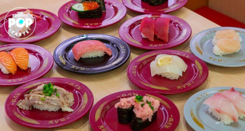 Sushiro ร้านซูชิสายพาน 100 เยนจากญี่ปุ่นกับสาขาแรกในประเทศไทย