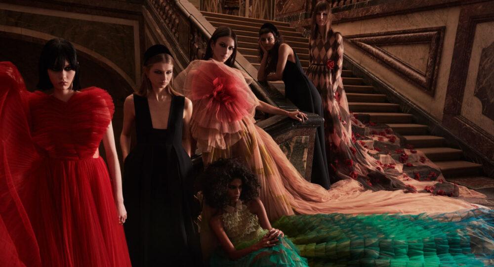 Dior คอลเล็กชัน Fall/Winter 2021 กับการตีความเจ้าหญิงในเทพนิยายที่เราคุ้นเคยอย่าง Little Red Riding Hood