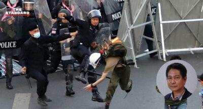 นักสันติวิธีมอง รัฐอำนาจนิยมทำให้คำสั่งนายกลายเป็นกฎหมาย วอนเจ้าหน้าที่อย่ามองผู้ชุมนุมเป็นศัตรู